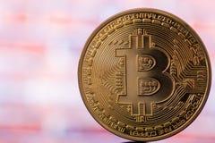 Bitcoin Royalty-vrije Stock Fotografie