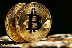 Bitcoin Стоковые Изображения RF