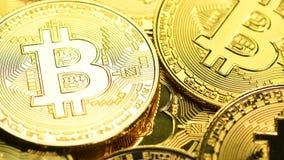 Bitcoin acuña el tiro macro metrajes