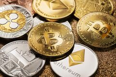 Bitcoin and altcoins cryptocurrency