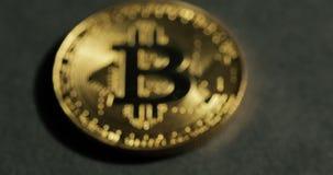 Bitcoin BTC nowy wirtualny interneta cryptocurrency zdjęcie wideo