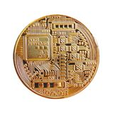 Bitcoin cryptocurrency stock images