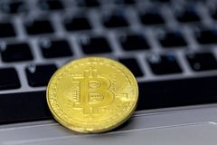 Bitcoin is a cryptocurrency and worldwide payment system. It is the first decentralized digital currency, as the system works wit. Hout a central bank or single royalty free stock images