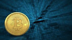 bitcoin 3d Immagini Stock Libere da Diritti