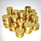 Bitcoin Royalty Free Stock Images