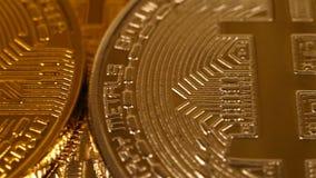 Bitcoin de oro y de plata