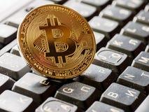 Bitcoin Stock Photo