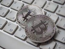 Bitcoin Stock Image