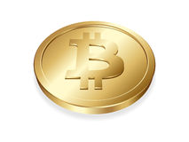 Bitcoin Royalty Free Stock Image