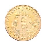 Bitcoin isolerade Arkivbilder