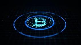 Bitcoin-Konzept Stockfotografie