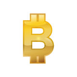 Bitcoin Money currency Royalty Free Stock Photo