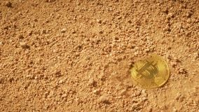 Bitcoin Lost in Sands