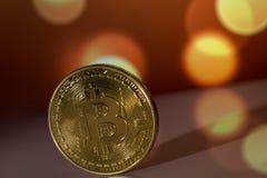 bitcoin Symbol Stockbild