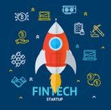 Bitcoin-Währungskonzept Vektor Lizenzfreie Stockfotos
