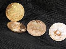 Bitcoins Стоковые Фото
