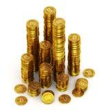 Bitcoins 3d concept Stock Fotografie
