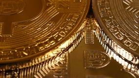 Bitcoins de plata y de oro