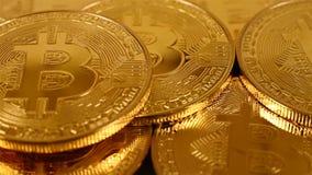 Bitcoins del oro metrajes