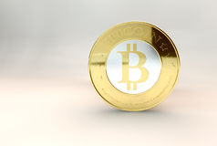 Bitcoins Stock Photos