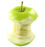 Bite Apple Stock Images