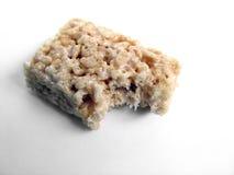 bite cookie out Στοκ Εικόνες