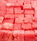 Bite Sized Watermelon I royalty free stock photo