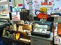 Bitec 2014, Thailand Metallex Lizenzfreies Stockbild