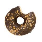 biten chokladmunk Top beskådar royaltyfria bilder