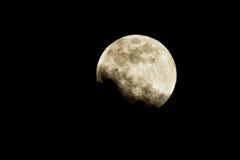 biten moon royaltyfri bild