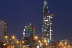 Bitexco Tower Ho Chi Minh City Vietnam Royalty Free Stock Image