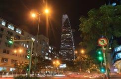 Bitexco Tower Ho Chi Minh City Vietnam Stock Photography
