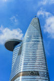 The Bitexco tower Stock Image