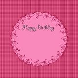 Bithday card Stock Images