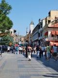 Bitola, Macedonië stock afbeelding