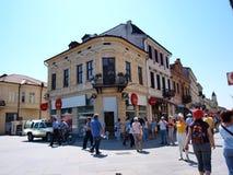 Bitola, Makedonien stockbild