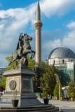 Bitola stad Republiken Makedonien fotografering för bildbyråer