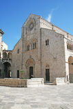 Bitonto cathedral Royalty Free Stock Photography