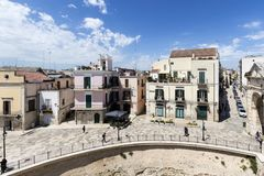 Bitonto, Puglia Italien Lizenzfreies Stockbild