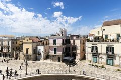 Bitonto, Puglia Italy Royalty Free Stock Photography