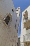 Bitontokerk Bari Royalty-vrije Stock Afbeelding
