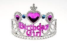 Bitrthday tiara Stock Image