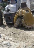 Bits de perfuração do gás natural Foto de Stock