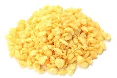 Bits van gebraden tempurabeslag Royalty-vrije Stock Afbeelding