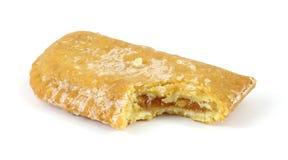 Bitten apple snack pie Royalty Free Stock Image