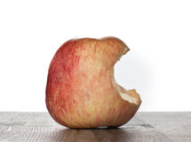 Bitten apple Royalty Free Stock Images
