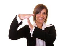 Bitten um Bruch Lizenzfreies Stockfoto