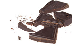 Bitter chocolate Stock Image