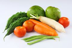 Mixed Vegetable stock images