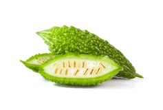 Bitter melon Royalty Free Stock Images